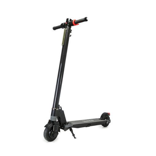 Carbon-fiber-electric-scooter-dual-motors